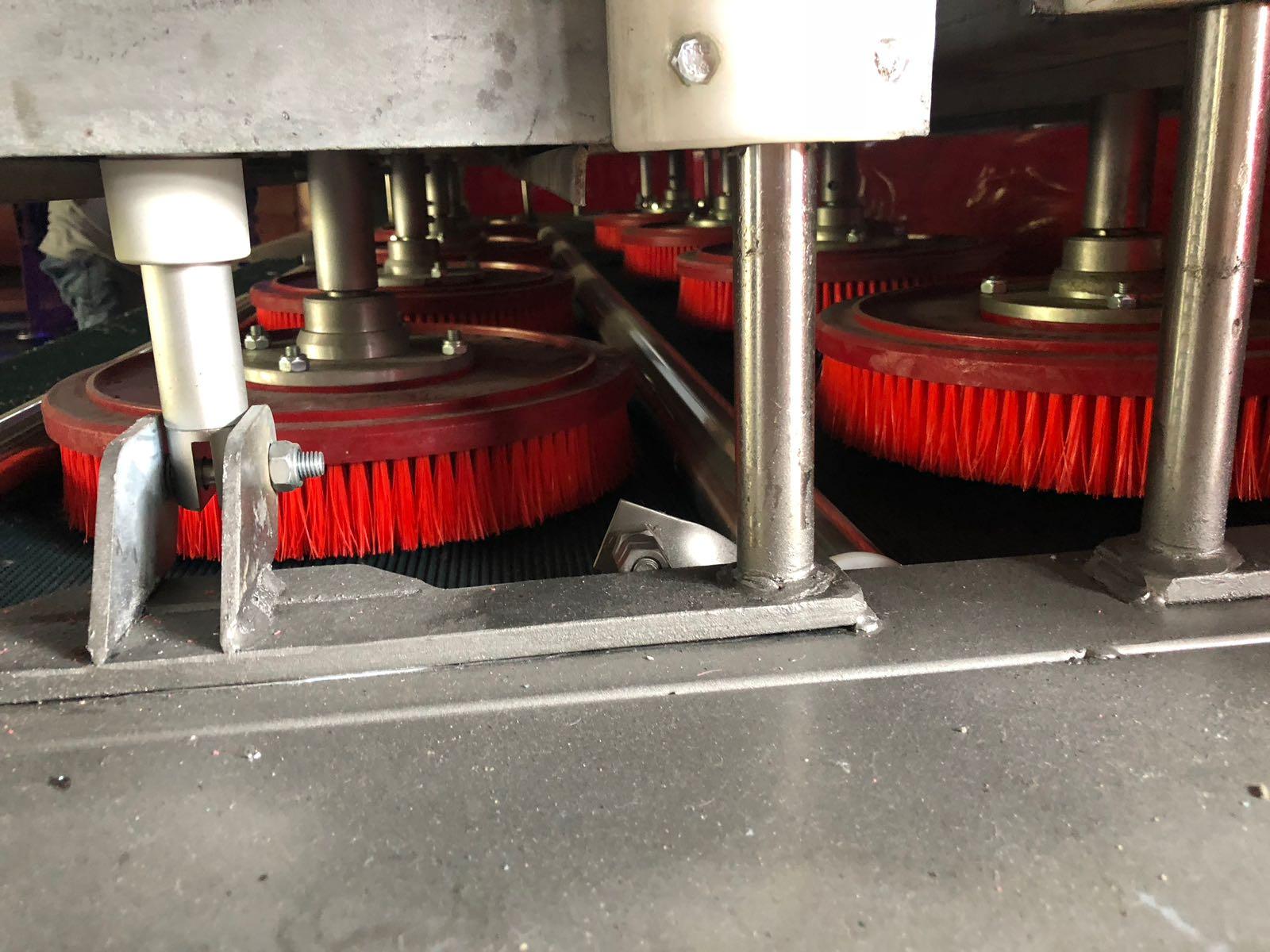 sanayi tipi halı yıkama makinesi
