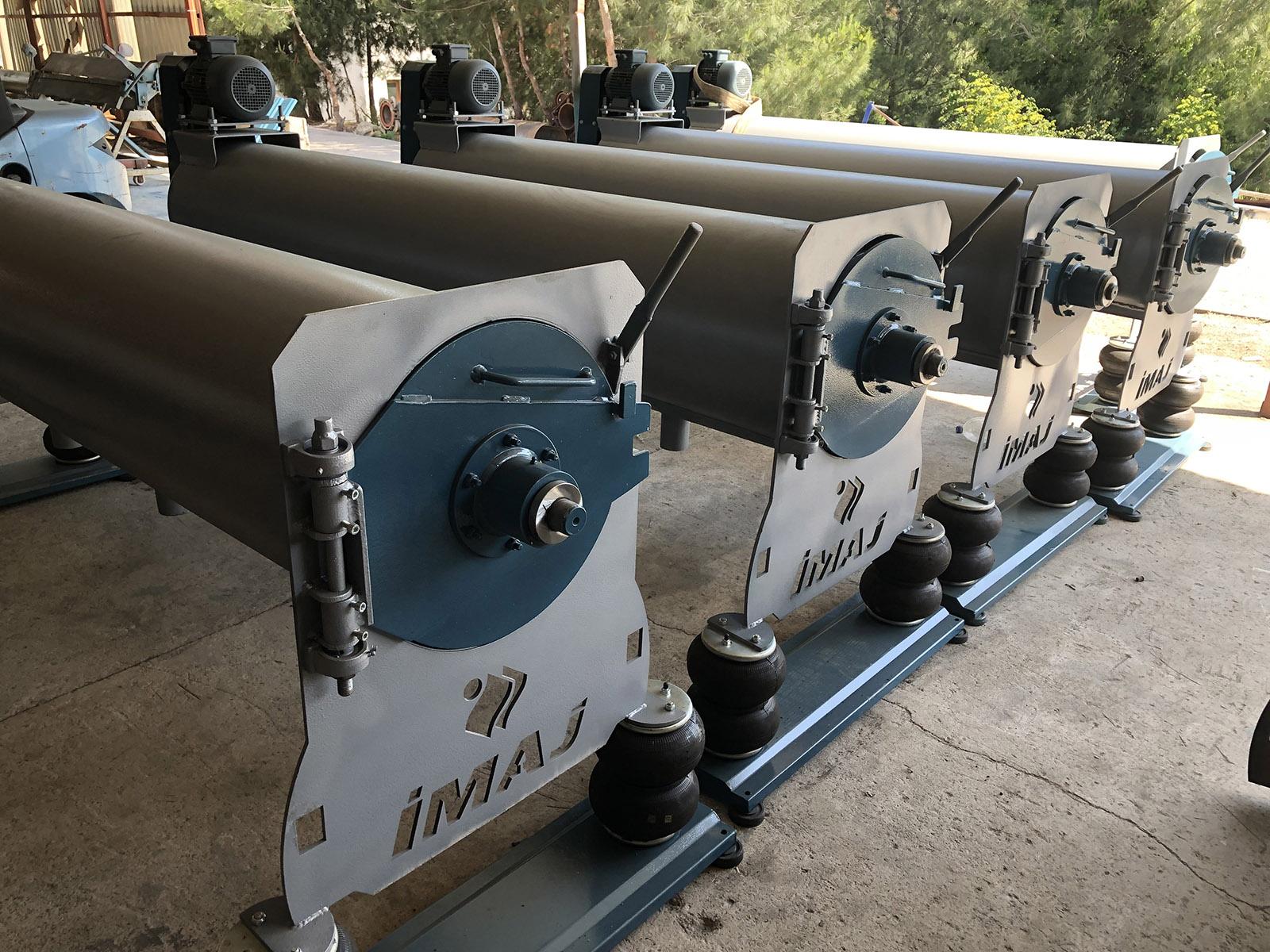 halı sıkma makinası
